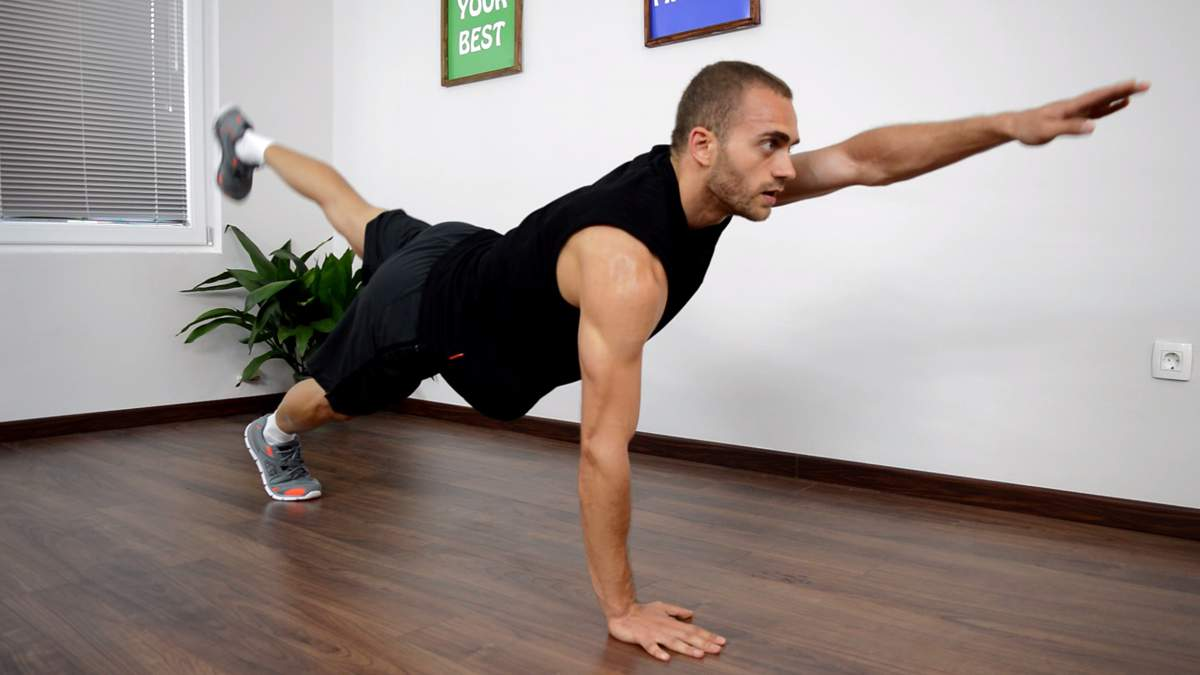 fitness updated - agility workout